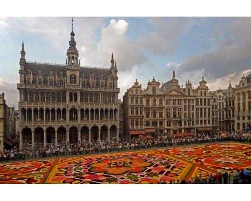 Riga - Brussels round trip