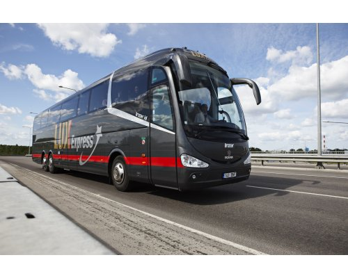 Lux Express Kupons – Estonia Domestic