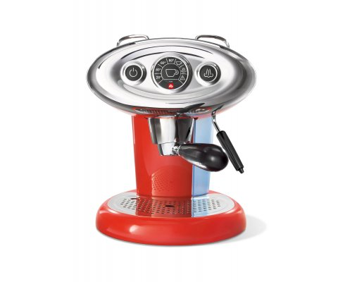 illy coffee machine Francis Francis X7.1 (red)