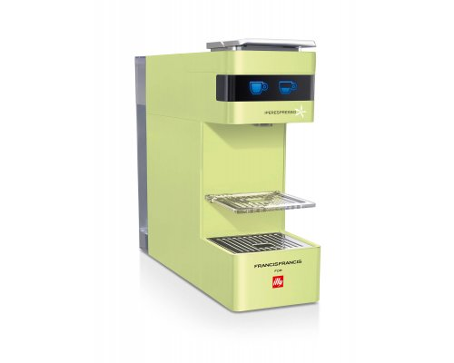 illy coffee machine Francis Francis Y3 (green)