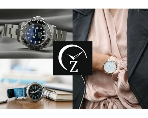 Ženēva - watch shop gift  card 50 Eur