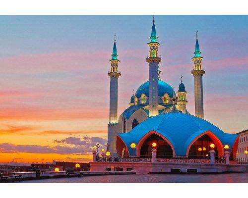Riga - Kazan round trip flight