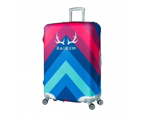 L size travel suitcase cover by RAIBUM