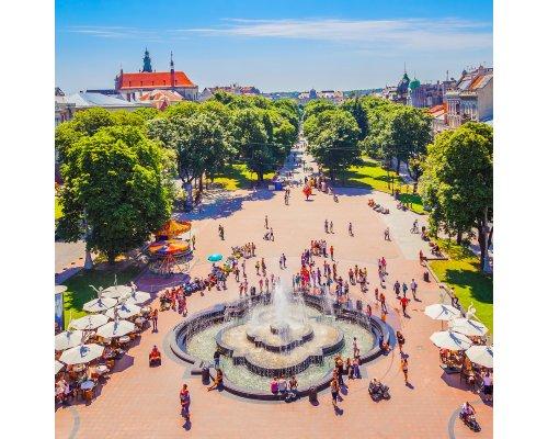 Tallina - Ļvova