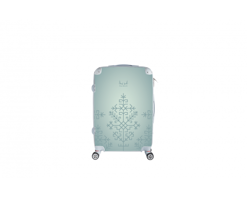 Customized M size RAIBUM travel suitcase