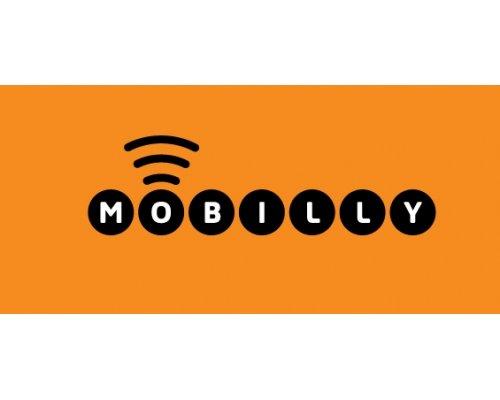 Mobilly -liittymän puheaikaa, €10