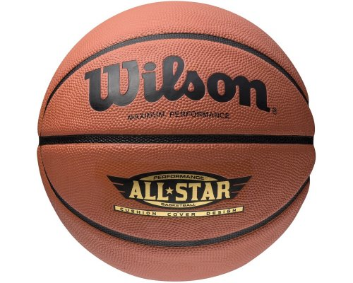 Wilson WTB4040 Performance All Star basketball ball, size 7