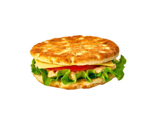 Narvesen polar sandwich with chicken. Price from
