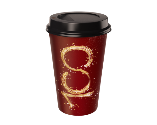 Narvesen kофе с молоком XL, 420 мл. Цена от