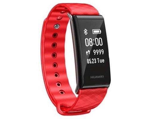 Aktivitāšu monitors Huawei Color Band A2, sarkans