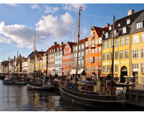 Riga - Copenhagen round trip flight