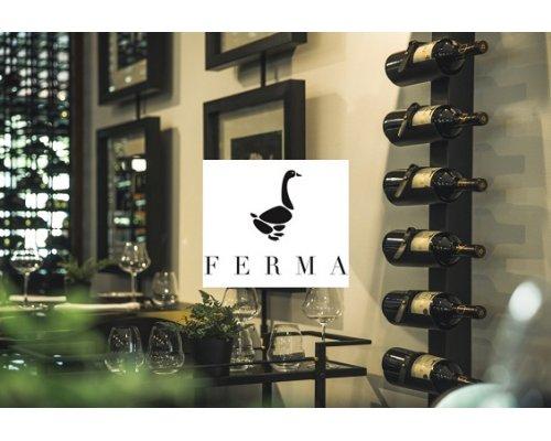 Restaurant FERMA gift card 50 EUR