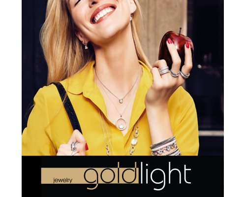Goldlight Jewellery gift card 30 Eur