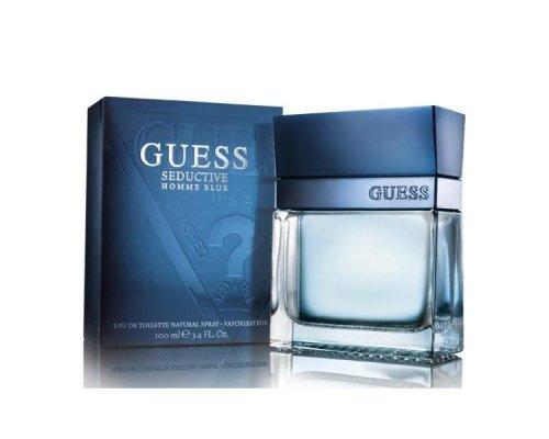 Guess Seductive Blue EDT vīriešiem 100 ml