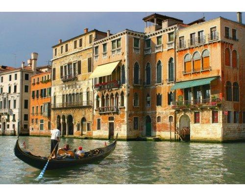 Рига - Венеция туда и обратно