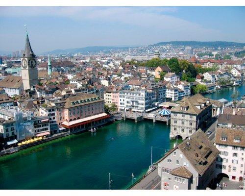 Riga - Zurich round trip