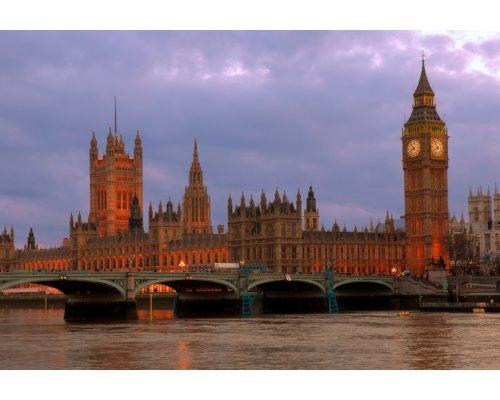 Riga - London round trip