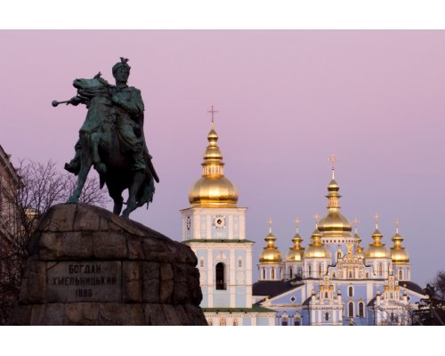 Riga - Kiev round trip