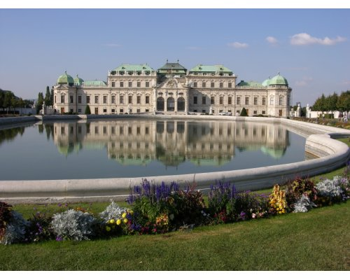 Riga - Vienna round trip
