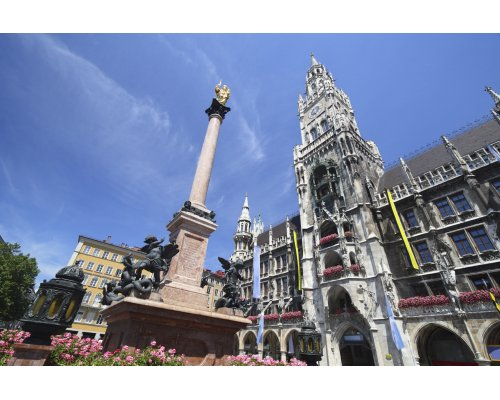 Riga - Munich round trip