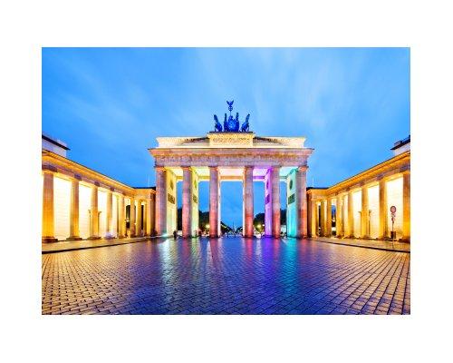 Riga - Berlin round trip