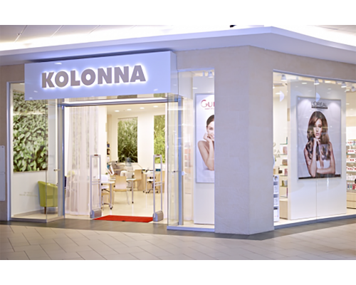 Kolonna beauty salon gift card, 30 Eur