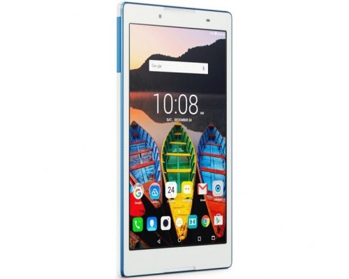 "Lenovo TAB3 8 planšetdators, 8"", 16GB, LTE/Wi-Fi, balts (White)"