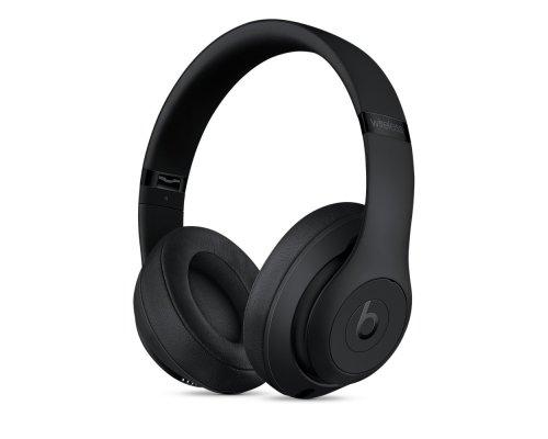Headphones BEATS Studio 3 on ears, wireless, black