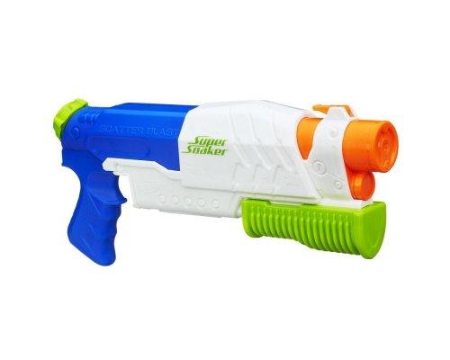 Nerf Super Soaker Ūdens pistole Scatterblast