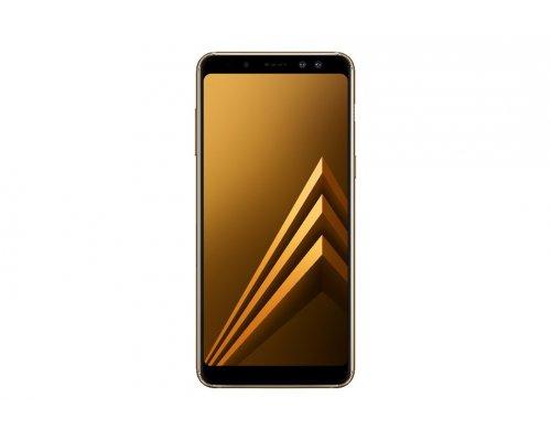 """Samsung Galaxy A8 (2018), 5.6"""", 32GB, zelta (Maple Gold), SM-A530FZDDSEB"""