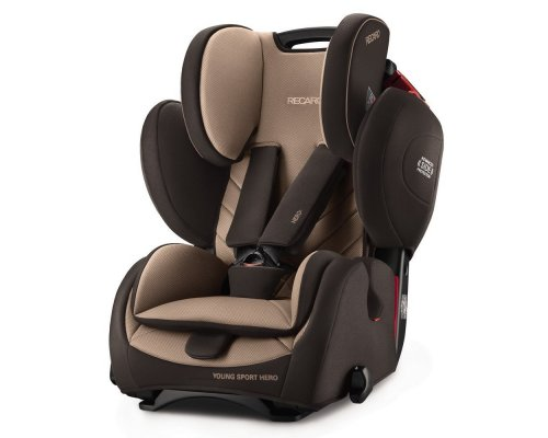 Child car seat RECARO Young Sport Hero Dakar Sand