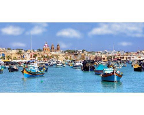 Rīga - Malta vienvirziena lidojums
