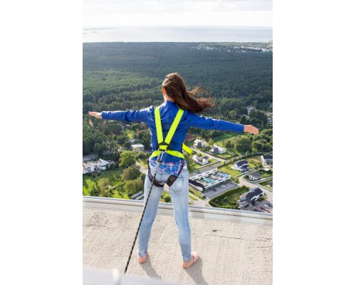 """Extreme experience """"Walk on the edge"""""""
