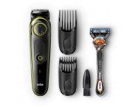 Shaver BRAUN BT3041 + Gillette razor