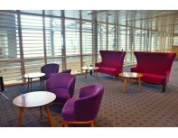 Business Lounge access in Riga International Airport