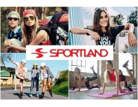 Sportland - sports and everyday apparel gift card 20 Eur