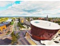 Riga - Liepaja round trip flight