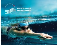 RTU Ķīpsala Swimming Pool Gift Card 20 Eur