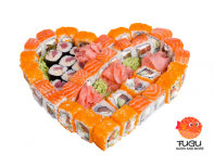 Fugu Sushi - sushi with delivery gift card 30 EUR