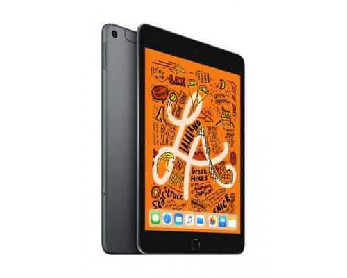 Planšetdators APPLE iPad mini Wi-Fi +  64GB kosmosa pelēks