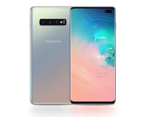 Mobilais tālrunis SAMSUNG Galaxy S10 128GB Sudrabs