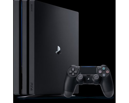 SONY PlayStation 4 Pro (PS4 Pro) 1TB A Chassis Black