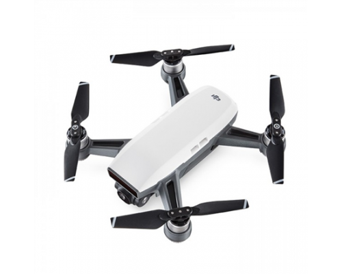 Dronas DJI SPARK Fly More Combo, Alpine White