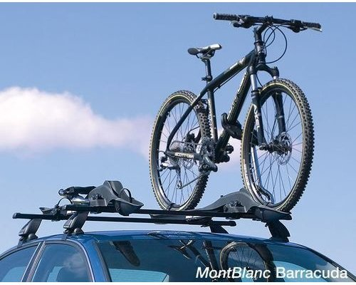 Mont Blanc Roofrush Barracuda Twin Pack