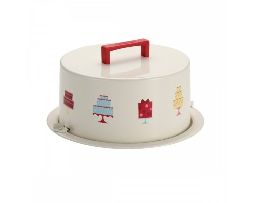 Mini Cake Boss Metal Cake Carrier