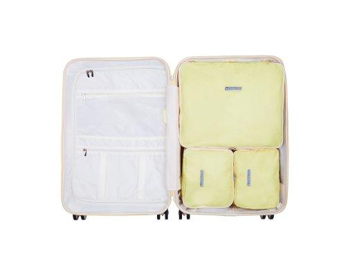 SuitSuit ceļojumu somiņu komplekts  - Mango krēms
