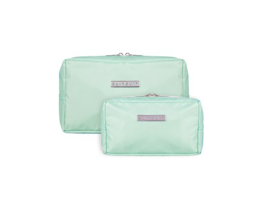 Набор косметичек SuitSuit Beauty Set - Luminous Mint