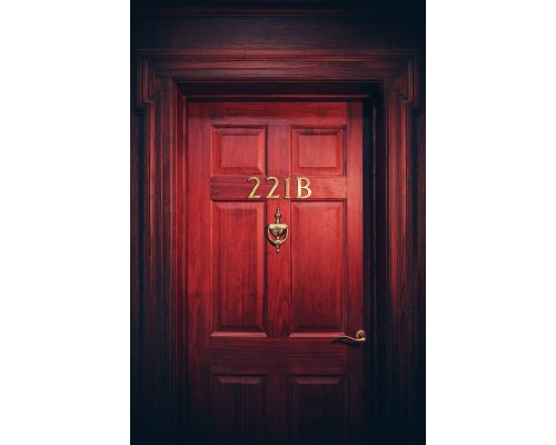 """Quest game """"FIND EXIT"""" Bakerstreet 211b"""