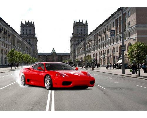 16bb399e4e3 Tunneta Ferrari F360 võimsust Tallinna tänavatel