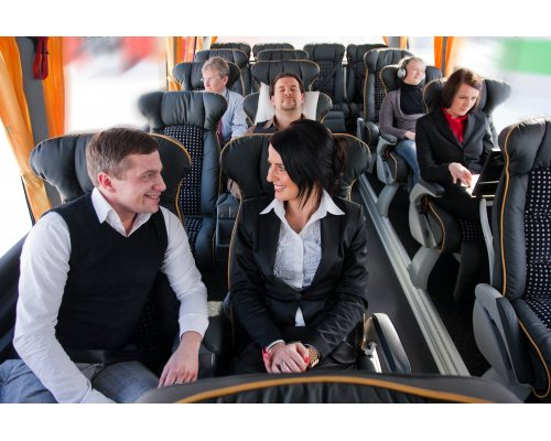Lux Express E-Voucher – East (Lounge/Special)